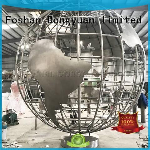 sphere high chrome steel balls personalized for indoor DONGYUAN
