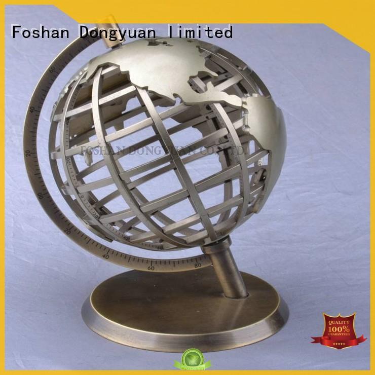 DONGYUAN trophy modern metal art for business for street