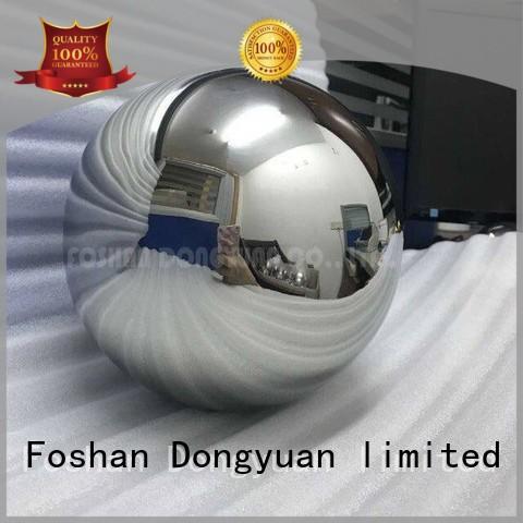 DONGYUAN 1000mm hollow metal sphere factory for indoor