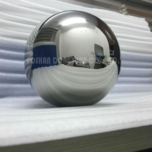150mm Gazing Stainless Steel Polished Ball