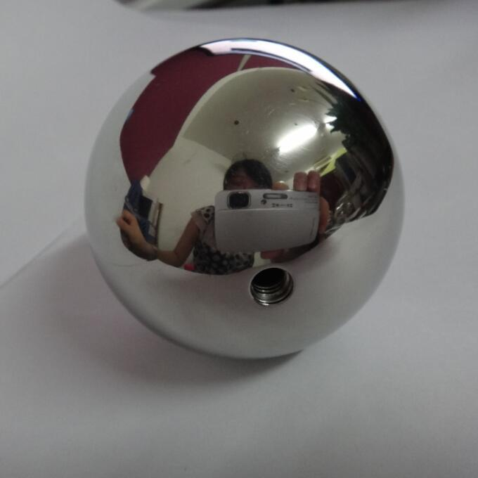 63mm Mirror Stainless Steel Hollow Sphere
