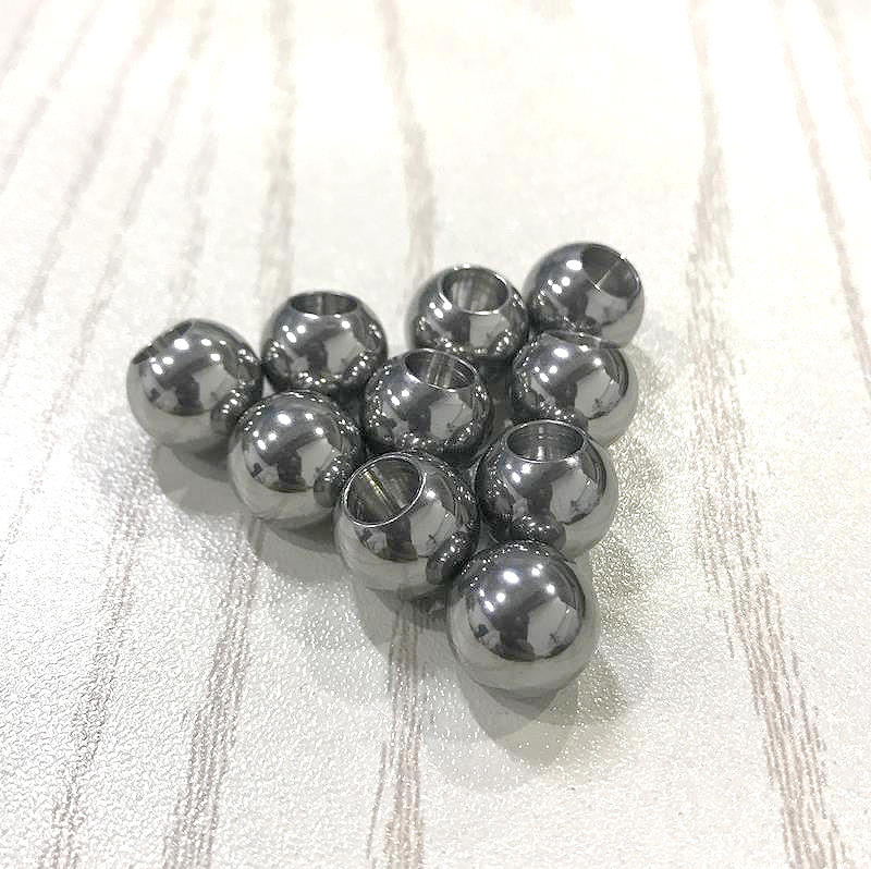 stainless steel Balls with  Holes