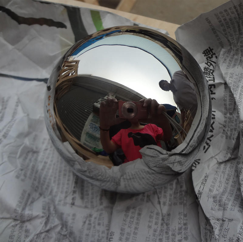 150MM polish stainless steel balls