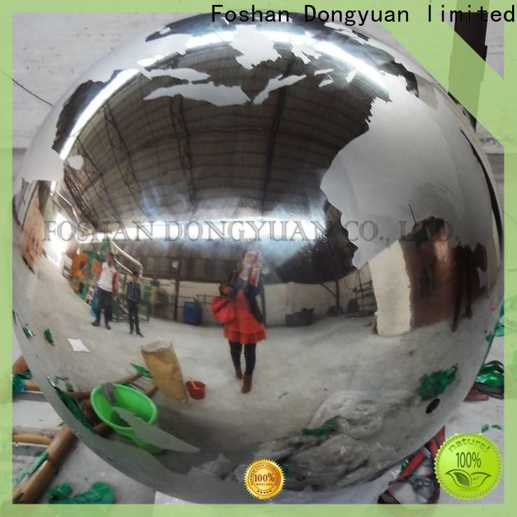 DONGYUAN Custom hollow sphere factory for hallway