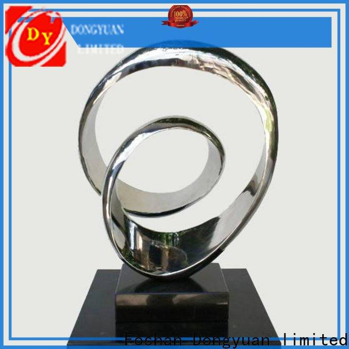 DONGYUAN Top southwest metal sculpture company for plaza