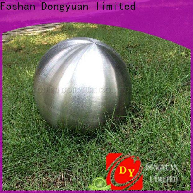 DONGYUAN New large garden spheres manufacturers for hall