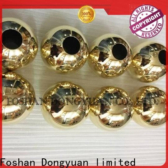 DONGYUAN Latest cheap steel balls for sale for outdoor