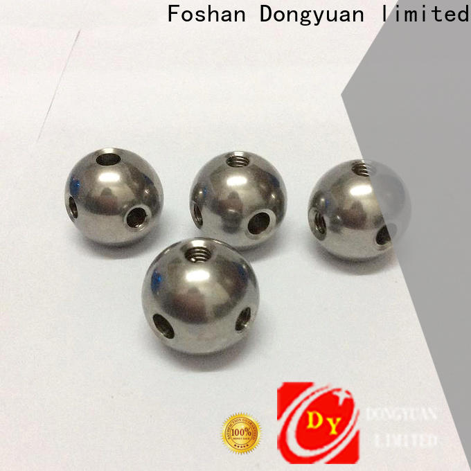 Custom Metal solid balls processing stainless steel for business for square