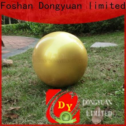DONGYUAN Wholesale tiny steel balls suppliers for plaza