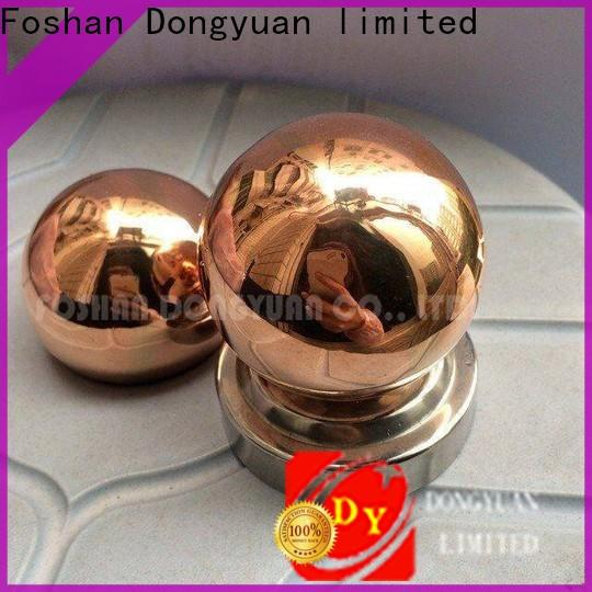 DONGYUAN 150mm carbon ball factory for plaza