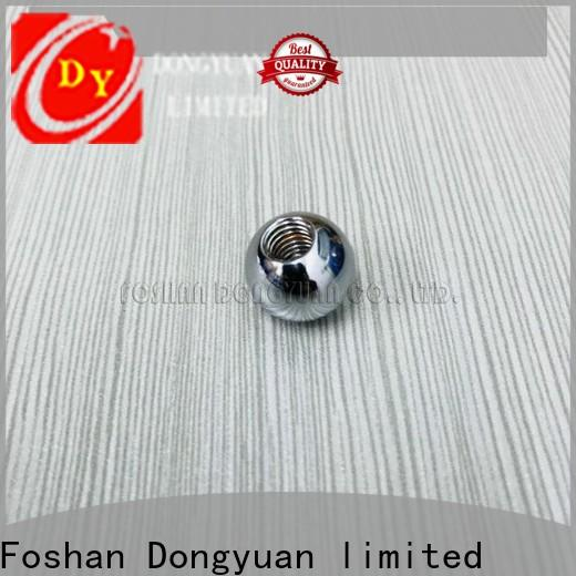 DONGYUAN 150mm Metal solid balls processing manufacturers for plaza