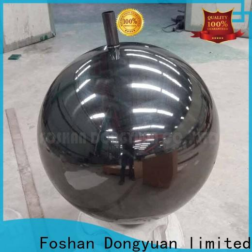 DONGYUAN Best 2mm steel ball factory for outdoor