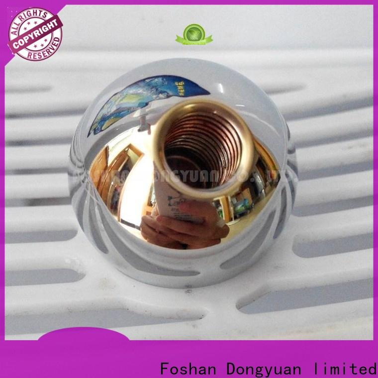 DONGYUAN Wholesale Metal solid balls processing for sale for street