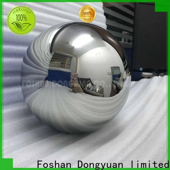 Best hollow steel balls mirror for sale for livingroom