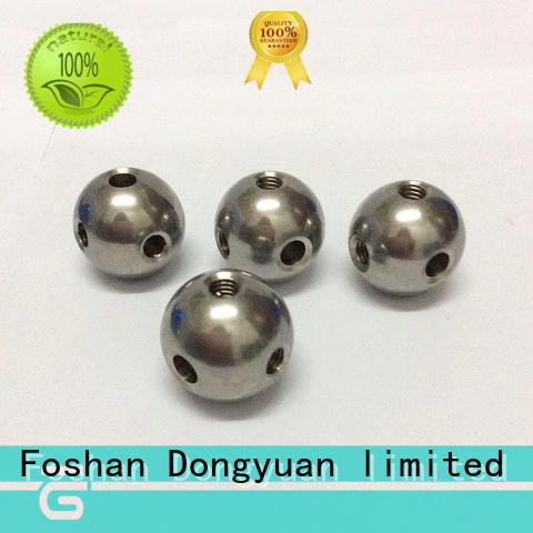 DONGYUAN Top Metal solid balls processing company for street
