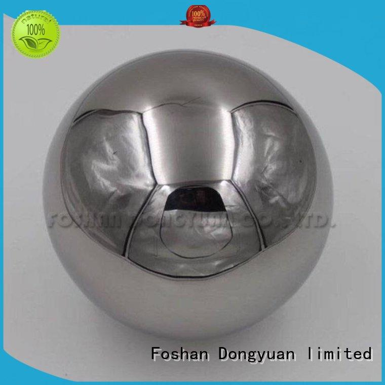 DONGYUAN New 6MM to 300MM metal hollow balls factory for outdoor