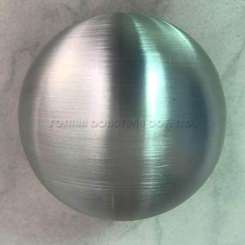 120mm Brushed Hollow Stainless Steel Ball