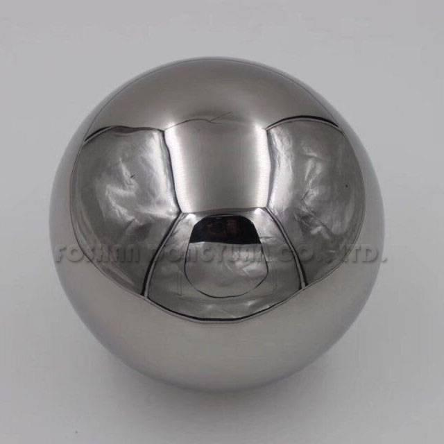 25mm Mirror Finished Stainless Steel Decoration Ball