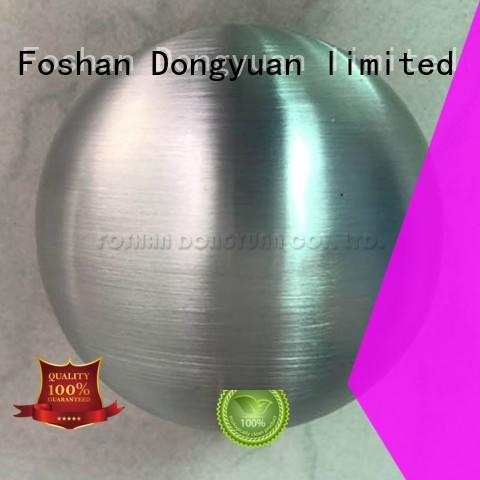 DONGYUAN New large hollow metal balls for business for livingroom