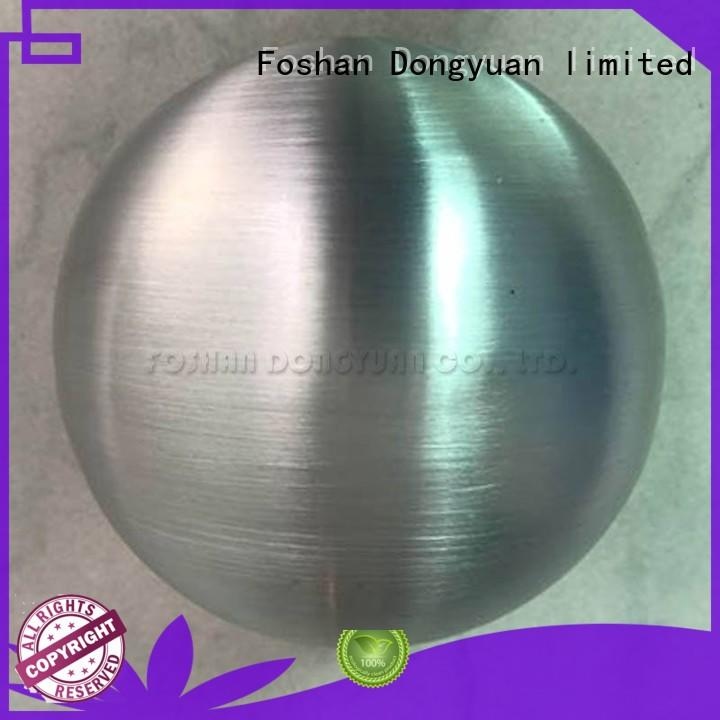 DONGYUAN Brand decoration garden custom ben wa balls surgical stainless steel
